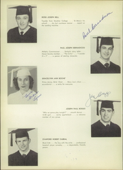 Page 16, 1950 Edition, St Marys High School - Cauldron Yearbook (Stockton, CA) online yearbook collection