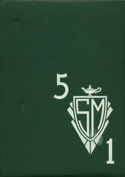 1951 Edition, St Marys High School - Cauldron Yearbook (Stockton, CA)