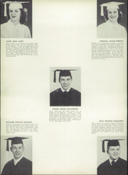 Page 12, 1951 Edition, St Marys High School - Cauldron Yearbook (Stockton, CA) online yearbook collection