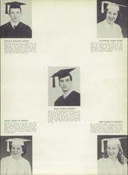 Page 13, 1951 Edition, St Marys High School - Cauldron Yearbook (Stockton, CA) online yearbook collection