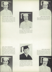 Page 14, 1951 Edition, St Marys High School - Cauldron Yearbook (Stockton, CA) online yearbook collection