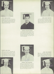 Page 15, 1951 Edition, St Marys High School - Cauldron Yearbook (Stockton, CA) online yearbook collection