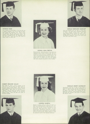 Page 17, 1951 Edition, St Marys High School - Cauldron Yearbook (Stockton, CA) online yearbook collection