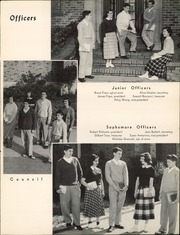 Page 11, 1953 Edition, St Marys High School - Cauldron Yearbook (Stockton, CA) online yearbook collection