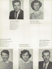 Page 12, 1954 Edition, St Marys High School - Cauldron Yearbook (Stockton, CA) online yearbook collection