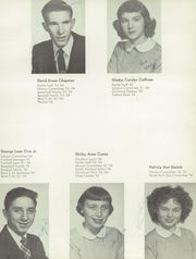 Page 13, 1954 Edition, St Marys High School - Cauldron Yearbook (Stockton, CA) online yearbook collection
