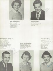 Page 14, 1954 Edition, St Marys High School - Cauldron Yearbook (Stockton, CA) online yearbook collection