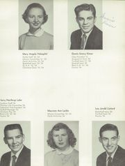 Page 17, 1954 Edition, St Marys High School - Cauldron Yearbook (Stockton, CA) online yearbook collection