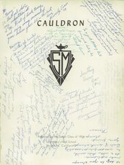 Page 5, 1954 Edition, St Marys High School - Cauldron Yearbook (Stockton, CA) online yearbook collection