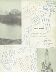 Page 7, 1954 Edition, St Marys High School - Cauldron Yearbook (Stockton, CA) online yearbook collection