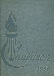1956 Edition, St Marys High School - Cauldron Yearbook (Stockton, CA)