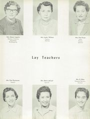Page 11, 1956 Edition, St Marys High School - Cauldron Yearbook (Stockton, CA) online yearbook collection