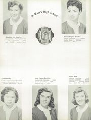 Page 12, 1956 Edition, St Marys High School - Cauldron Yearbook (Stockton, CA) online yearbook collection