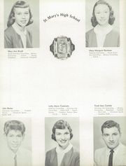 Page 14, 1956 Edition, St Marys High School - Cauldron Yearbook (Stockton, CA) online yearbook collection