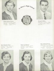 Page 16, 1956 Edition, St Marys High School - Cauldron Yearbook (Stockton, CA) online yearbook collection