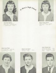 Page 17, 1956 Edition, St Marys High School - Cauldron Yearbook (Stockton, CA) online yearbook collection