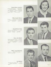 Page 13, 1957 Edition, St Marys High School - Cauldron Yearbook (Stockton, CA) online yearbook collection