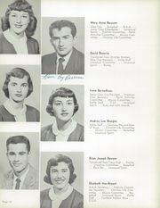 Page 14, 1957 Edition, St Marys High School - Cauldron Yearbook (Stockton, CA) online yearbook collection