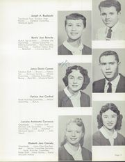 Page 15, 1957 Edition, St Marys High School - Cauldron Yearbook (Stockton, CA) online yearbook collection
