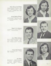 Page 17, 1957 Edition, St Marys High School - Cauldron Yearbook (Stockton, CA) online yearbook collection