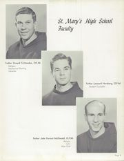Page 9, 1957 Edition, St Marys High School - Cauldron Yearbook (Stockton, CA) online yearbook collection