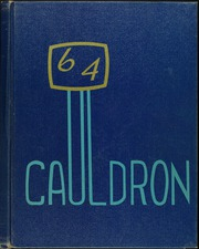 1964 Edition, St Marys High School - Cauldron Yearbook (Stockton, CA)