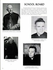 Page 16, 1964 Edition, St Marys High School - Cauldron Yearbook (Stockton, CA) online yearbook collection