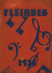 1936 Edition, Strathmore High School - Pleiades Yearbook (Strathmore, CA)