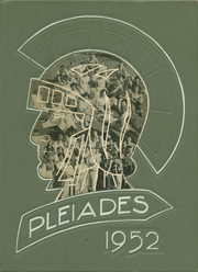 1952 Edition, Strathmore High School - Pleiades Yearbook (Strathmore, CA)