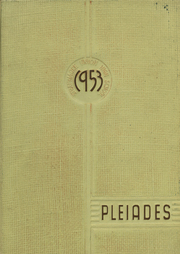 1953 Edition, Strathmore High School - Pleiades Yearbook (Strathmore, CA)