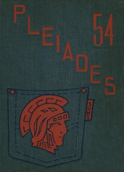 1954 Edition, Strathmore High School - Pleiades Yearbook (Strathmore, CA)