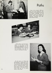 Corvallis High School - Maroval Yearbook (Studio City, CA) online yearbook collection, 1959 Edition, Page 30