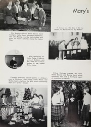 Corvallis High School - Maroval Yearbook (Studio City, CA) online yearbook collection, 1959 Edition, Page 54
