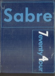 1974 Edition, Sunnyvale High School - Sabre Yearbook (Sunnyvale, CA)