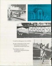 Page 12, 1974 Edition, Sunnyvale High School - Sabre Yearbook (Sunnyvale, CA) online yearbook collection