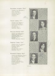 Page 15, 1931 Edition, Tehachapi High School - Tomahawk Yearbook (Tehachapi, CA) online yearbook collection