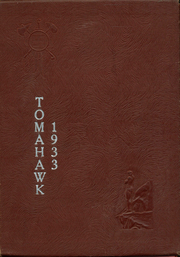 1933 Edition, Tehachapi High School - Tomahawk Yearbook (Tehachapi, CA)