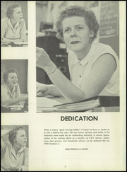 Page 6, 1959 Edition, Sierra Joint Union High School - Chieftain Yearbook (Tollhouse, CA) online yearbook collection