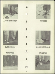 Page 7, 1959 Edition, Sierra Joint Union High School - Chieftain Yearbook (Tollhouse, CA) online yearbook collection