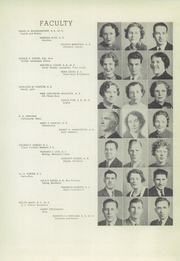 Page 11, 1937 Edition, Tracy High School - El Portal Yearbook (Tracy, CA) online yearbook collection