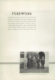 Page 8, 1937 Edition, Tracy High School - El Portal Yearbook (Tracy, CA) online yearbook collection