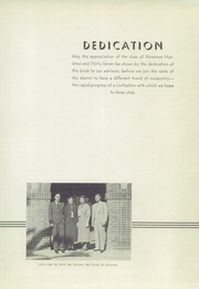 Page 9, 1937 Edition, Tracy High School - El Portal Yearbook (Tracy, CA) online yearbook collection