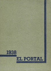 1938 Edition, Tracy High School - El Portal Yearbook (Tracy, CA)