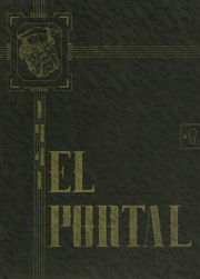 1941 Edition, Tracy High School - El Portal Yearbook (Tracy, CA)