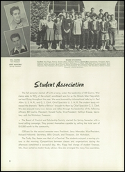 Page 12, 1944 Edition, Tracy High School - El Portal Yearbook (Tracy, CA) online yearbook collection