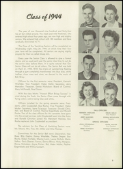 Page 15, 1944 Edition, Tracy High School - El Portal Yearbook (Tracy, CA) online yearbook collection