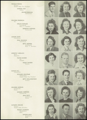 Page 17, 1944 Edition, Tracy High School - El Portal Yearbook (Tracy, CA) online yearbook collection
