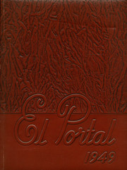 1949 Edition, Tracy High School - El Portal Yearbook (Tracy, CA)
