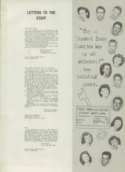 Page 5, 1950 Edition, Tracy High School - El Portal Yearbook (Tracy, CA) online yearbook collection