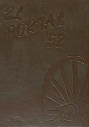 1952 Edition, Tracy High School - El Portal Yearbook (Tracy, CA)